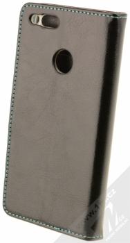 Fixed Opus flipové pouzdro pro Nubia Z17 Mini černá (black) zezadu