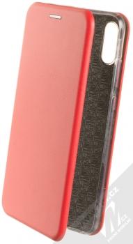 Forcell Elegance Book flipové pouzdro pro Huawei P Smart (2019) červená (red)