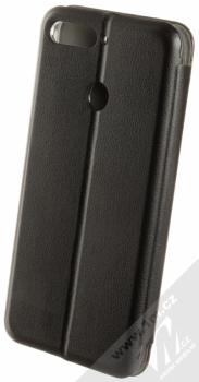 Forcell Elegance Book flipové pouzdro pro Huawei Y6 Prime (2018) černá (black) zezadu