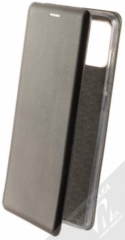 Forcell Elegance Book flipové pouzdro pro Samsung Galaxy A71 černá (black)