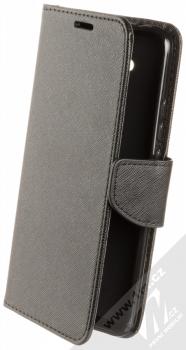 Forcell Fancy Book flipové pouzdro pro Huawei Mate 20 Lite černá (black)