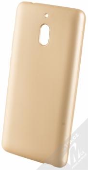 Forcell Jelly Matt Case TPU ochranný silikonový kryt pro Nokia 2.1 zlatá (gold)