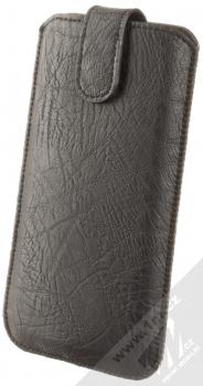 Forcell Kora 2 velikost 3XL pouzdro kapsička pro mobilní telefon, mobil, smartphone černá (black)