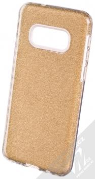 Forcell Shining třpytivý ochranný kryt pro Samsung Galaxy S10e zlatá (gold)