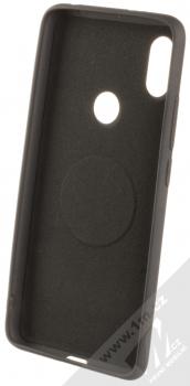 Forcell Soft Magnet Case TPU ochranný kryt podporující magnetické držáky pro Xiaomi Redmi S2 černá (black) zepředu
