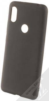 Forcell Soft Magnet Case TPU ochranný kryt podporující magnetické držáky pro Xiaomi Redmi S2 černá (black)