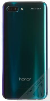 HONOR 10 128GB zelená (phantom green) zezadu