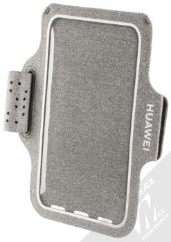 Huawei Fitness Armband originální sportovní pouzdro na paži pro mobilní telefon od 5.2 do 6.0 palců šedá (gray)