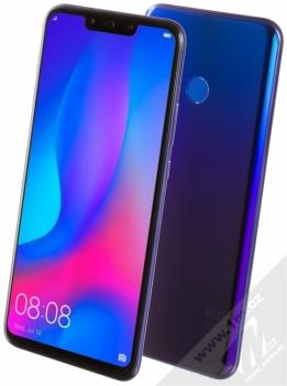 Huawei Nova 3 + bezdrátová sluchátka Setty v ceně 890KČ ZDARMA fialová (iris purple)
