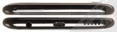 Huawei P Smart (2019) černá (midnight black) seshora a zezdola