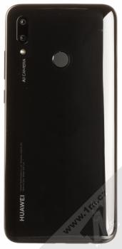 Huawei P Smart (2019) černá (midnight black) zezadu