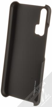 Huawei PC Case originální ochranný kryt pro Huawei Nova 5T černá (black) zepředu