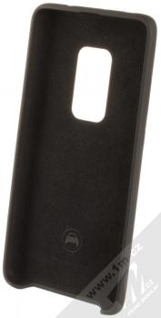 Huawei Silicone Car Case originální ochranný kryt pro Huawei Mate 20 černá (black) zepředu