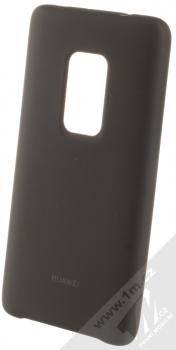 Huawei Silicone Car Case originální ochranný kryt pro Huawei Mate 20 černá (black)