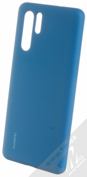 Huawei Silicone Case originální ochranný kryt pro Huawei P30 Pro modrá (blue)