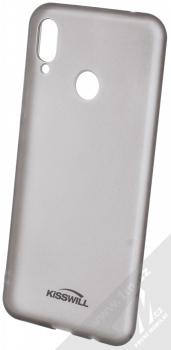 Kisswill TPU Open Face silikonové pouzdro pro Huawei Nova 3 černá průhledná (black)