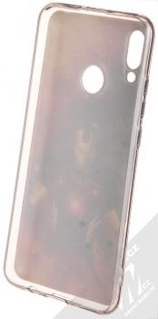 Marvel Iron Man 003 TPU ochranný silikonový kryt s motivem pro Huawei P Smart (2019) oranžová (orange) zepředu