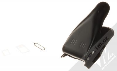 Micra Dual Sim Cutter - kleště, řezačka microSIM a nanoSIM karet černá (black) balení