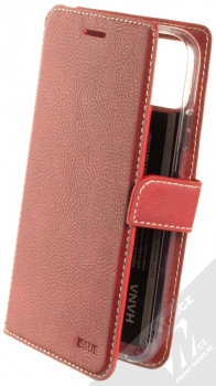 Molan Cano Issue Diary flipové pouzdro pro Apple iPhone 11 červená (red)