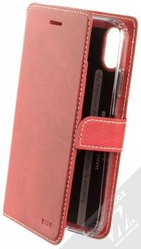 Molan Cano Issue Diary flipové pouzdro pro Apple iPhone XR červená (red)
