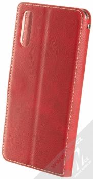 Molan Cano Issue Diary flipové pouzdro pro Samsung Galaxy A70 červená (red) zezadu