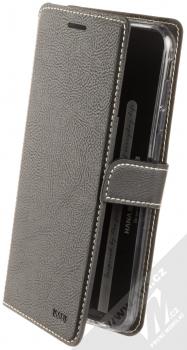 Molan Cano Issue Diary flipové pouzdro pro Samsung Galaxy J4 Plus (2018) černá (black)
