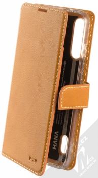 Molan Cano Issue Diary flipové pouzdro pro Xiaomi Mi A3 hnědá (brown)