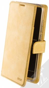 Molan Cano Issue Diary flipové pouzdro pro Xiaomi Redmi 8 zlatá (gold)