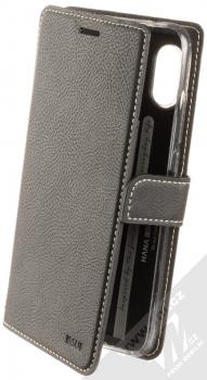 Molan Cano Issue Diary flipové pouzdro pro Xiaomi Redmi Note 6 Pro černá (black)