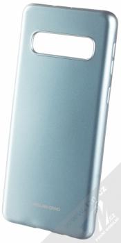 Molan Cano Jelly Case TPU ochranný kryt pro Samsung Galaxy S10 blankytně modrá (sky blue)