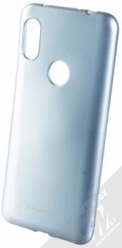 Molan Cano Jelly Case TPU ochranný kryt pro Xiaomi Redmi Note 6 Pro blankytně modrá (sky blue)