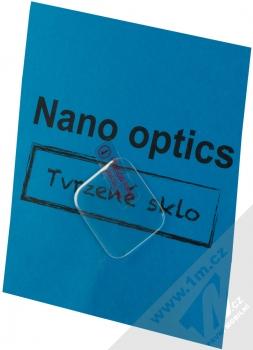 Nano Optics 5D UV Curved Glass tvrzené sklo na celou přední stranu pro Apple Watch 40mm průhledná (clear)