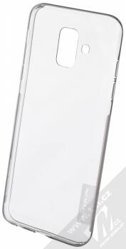Nillkin Nature TPU tenký gelový kryt pro Samsung Galaxy A6 (2018) šedá (transparent grey)