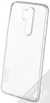 Nillkin Nature TPU tenký gelový kryt pro Xiaomi Redmi Note 8 Pro čirá (transparent white) zepředu