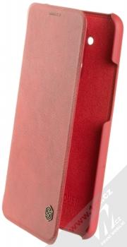 Nillkin Qin flipové pouzdro pro Huawei Mate 20 Lite červená (red)