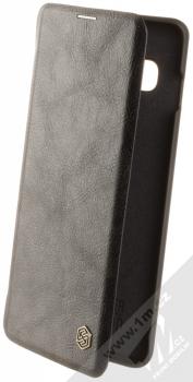 Nillkin Qin flipové pouzdro pro Samsung Galaxy S10 Plus černá (black)