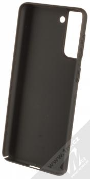Nillkin Super Frosted Shield ochranný kryt pro Samsung Galaxy S21 Plus černá (black) zepředu