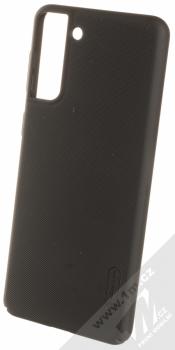 Nillkin Super Frosted Shield ochranný kryt pro Samsung Galaxy S21 Plus černá (black)