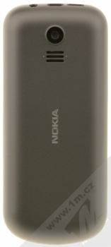 NOKIA 130 DUAL SIM (2017) černá (black) zezadu