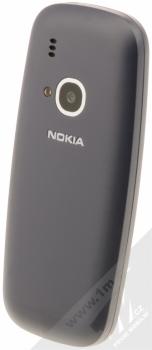 NOKIA 3310 DUAL SIM (2017) tmavě modrá (dark blue) šikmo zezadu