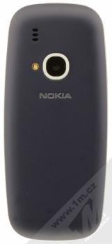 NOKIA 3310 DUAL SIM (2017) tmavě modrá (dark blue) zezadu