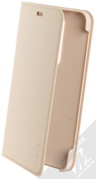 Nokia CP-251 Entertainment Flip Cover originální flipové pouzdro pro Nokia 5.1 Plus béžová (cream)