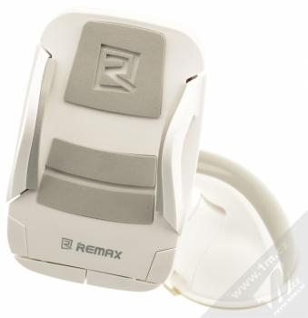 Remax RM-C04 univerzální držák do auta s přísavkou pro mobilní telefon, mobil, smartphone bílo šedá (white grey)