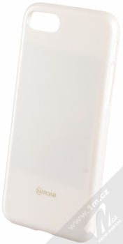 Roar LA-LA Glaze TPU ochranný kryt pro Apple iPhone 7, iPhone 8 perleťově bílá (pearl white)