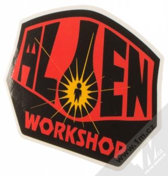 1Mcz Samolepka Alien Workshop OG Logo 2