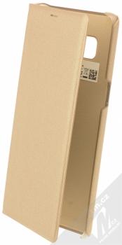 Samsung EF-NN950PF LED View Cover originální flipové pouzdro pro Samsung Galaxy Note 8 zlatá (gold)