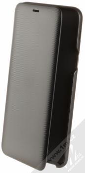 Samsung EF-WA605CB Wallet Cover originální flipové pouzdro pro Samsung Galaxy A6 Plus (2018) černá (black)