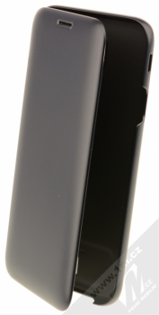 Samsung EF-WJ730CB Wallet Cover originální flipové pouzdro pro Samsung Galaxy J7 (2017) černá (black)