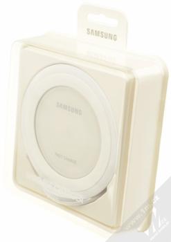 Samsung EP-NG930BW stojánek pro bezdrátové nabíjení s podporou rychlonabíjení bílá (white) krabička