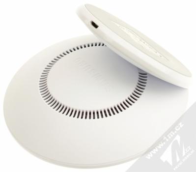 Samsung EP-NG930BW stojánek pro bezdrátové nabíjení s podporou rychlonabíjení bílá (white) seshora